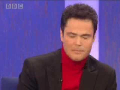 Donny Osmond and Lenny Henry interview - Parkinson - BBC