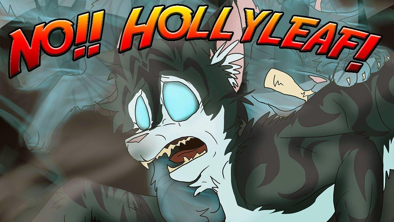 Hollyleafs Escape Jayfeather Day 4 Warrior Cats Speedpaint