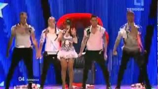 Eurovision 2011 Armenia HQ - Emmy - Boom Boom