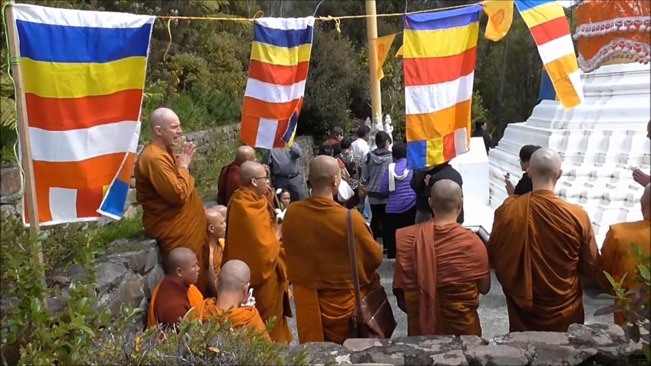 Buddhis adalah Umat Agama Paling Dipercaya Warga Selandia Baru