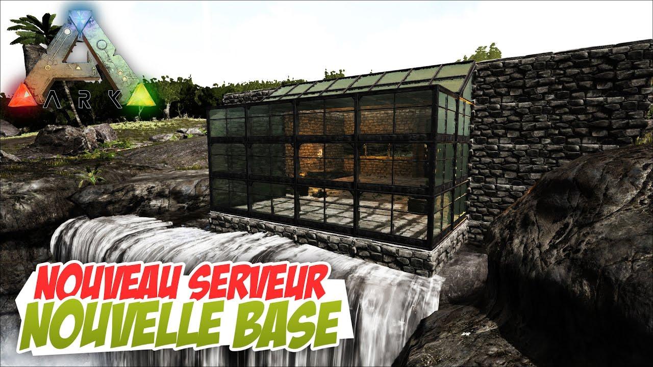 Ark Survival Evolved Construction Sur Une Falaise