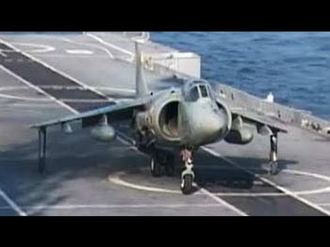Indian Navy's latest addition to their fleet - MiG-29K