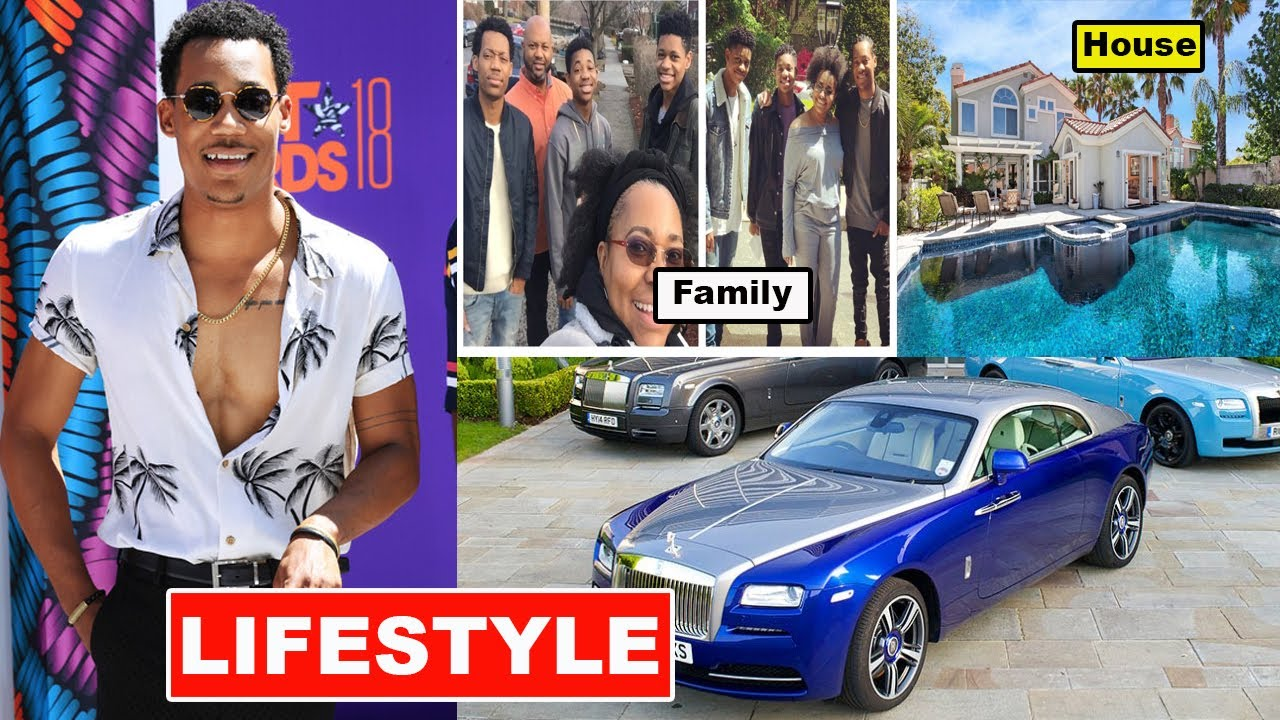 Download Tyler James Williams's Lifestyle 2020 ★ Girlfriend Family, Net worth & Biography