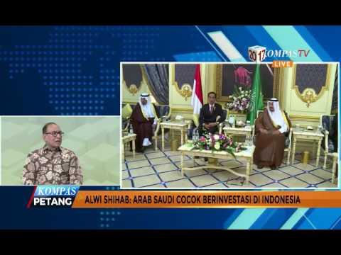 Makna Kunjungan Raja Arab Saudi ke Indonesia