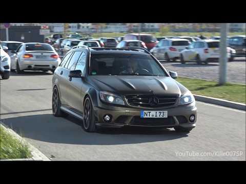 AMG´s @ Motorworld Stuttgart 1080p
