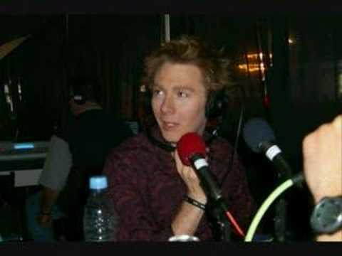 111907 Clay Aiken Radio Interview with WASH FM 971 in DC