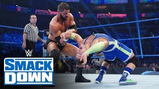 Mustafa Ali & Shorty G vs. Dolph Ziggler & Robert Roode: SmackDown, Nov. 15, 2019