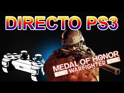 ►PlayStation 3 en Vivo - Medal Of Honor Warfighter