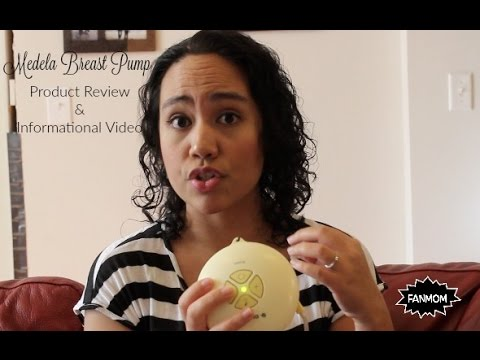 Product Review & Informational Video : Medela Swing Breast Pump & Pumping Info. | FanMom