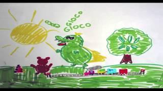 Gaialuna - Snappy il piccolo coccodrillo (Official Video)