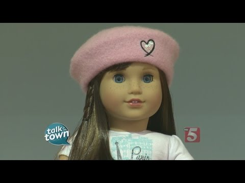 Preview Of Tennessee's First American Girl Store In Franklin