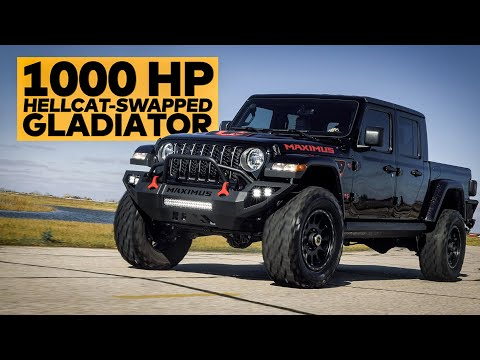 MAXIMUS 1000 by HENNESSEY // Test Drive With Our Techs!