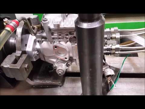 Toyota landcruiser 1hz diesel pump