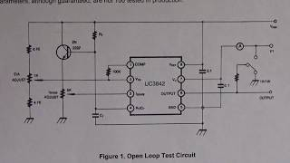 Testing the UC3844 SMPS Controller Integrated Circuit