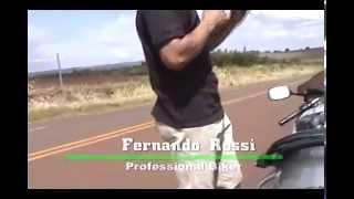 Uraí - Teste de velocidade final na Suzuki Hayabusa