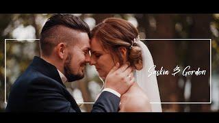 Saskia & Gordon   Hochzeitsfilm   Sony a7sIII   GM 50mm 1.2   Wedding Film   Naturresort Drewitz