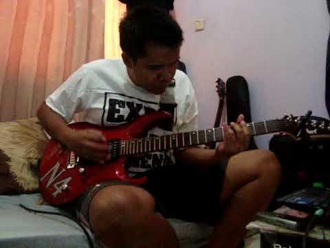 Besok Bubar - Besok Mati (cover gitar 2012-2013 test hahaha)