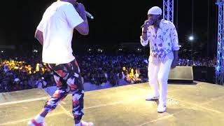 Lord Eyes Apiga Freestyle za Kibabe Tigo Fiesta Arusha