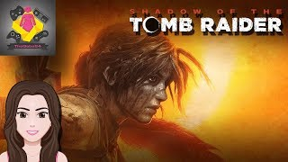 🔥Shadow of The Tomb Raider LIVE STREAM | Tomb Raider IS BACK 🔥TheGebs24