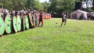 видео Немного про историческое фехтование.