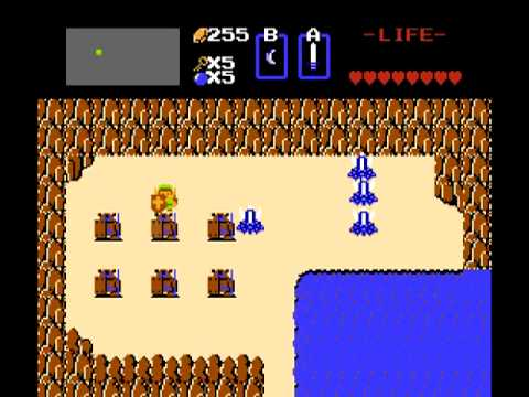 Let's Play The Legend of Zelda #04 (First Quest) - Greed Is Eternal