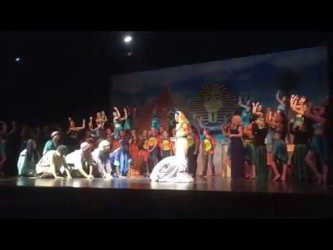 Joseph spring musical 2016 Ridge High in Davenport: Act 2 (7 of 8 videos) Joseph All the Time