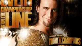 WWE Theme Song - CM Punk - Smackdown - This Fire Burns