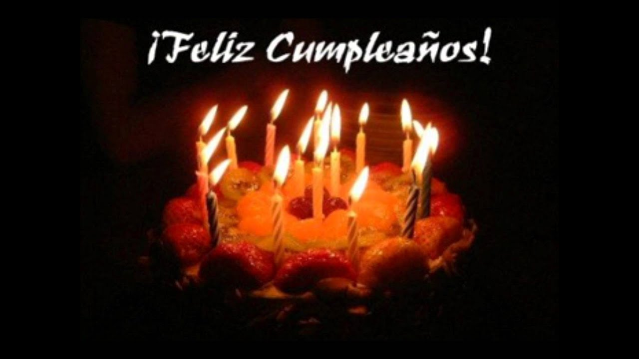 Feliz Cumpleaños Maria Fernanda wmv YouTube