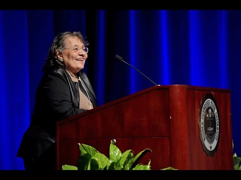 Civil rights trailblazer Diane Nash at MTSU Constitution Day