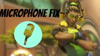 Overwatch: Microphone Not Working - FIX (Solutions)