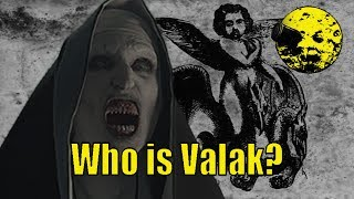 THE CONJURING 2: Who is Valak? (The Nun)