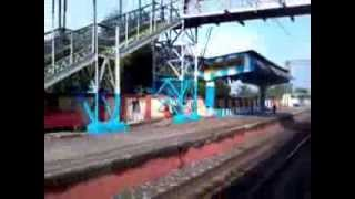 Talandu Railway Station of Howrah Burdwan Main Line of Eastern Railway Video