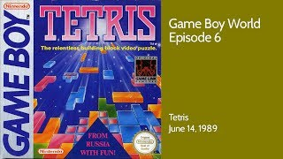 Game Boy World #006: Tetris (Bullet Proof Software/Nintendo, 1989)