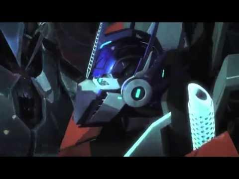 Transformers Prime- New Divide