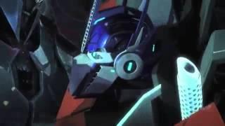 Transformers Prime New Divide