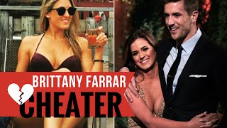 Brittany farrar cheater
