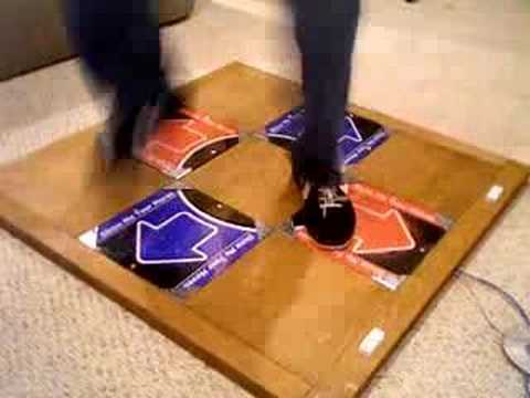 New Homemade DDR Pad