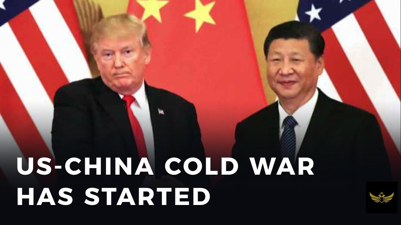 U.S. - China Cold War has officially started