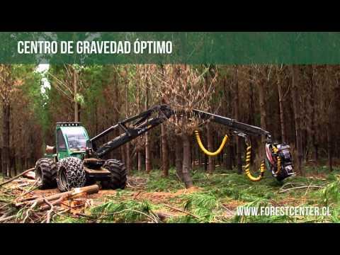 Harvester Prosilva 810, maquinaria forestal - Forest Center
