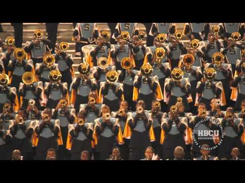 Southern University (2011) - Never Satisfied - HBCU Bands