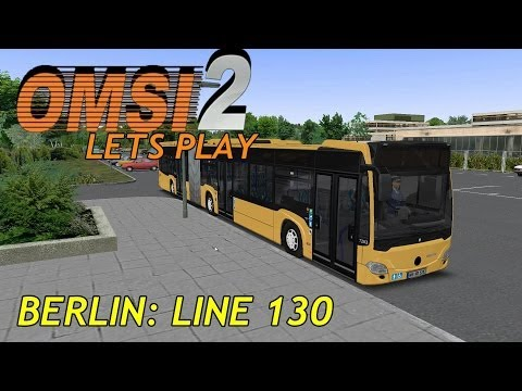 OMSI 2 Lets Play #9 | Mercedes-Benz Citaro C2 | Berlin: Line 130 [Commentary]: Well its back after a long delay... OMSI 2. I take a look at the latest DLC that has come out, firstly looking at the newest 2012 bus out of the 3 articulated (bendy) buses, of the Three Generations DLC pack! I hope you guys enjoy!   Twitter: https://twitter.com/QwertyAfro Instagram: http://instagram.com/qwerty_afro  REQUESTS & SUGGESTIONS: http://steamcommunity.com/groups/qwertyafroclub/discussions/0/540744935897910685/  Join my steam group I made for you guys: http://steamcommunity.com/groups/qwertyafroclub  Follow me on Twitch: http://www.twitch.tv/qwerty_afro  Buy Cheap Games and Support me on my GameFanShop: http://www.gamefanshop.com/partner-Hampsteadbuzz/  SHOUTOUT TO:  Adam Gray:  https://www.youtube.com/user/solaris955/feed Rubes Aaron:  https://www.youtube.com/channel/UCsBd8rR4w6RHjdQmWgCc9zA   RioLetsPlay: https://www.youtube.com/user/RioLetsPlays   ►►►Anyone new to my channel? I am Qwerty Afro and I like to make gameplay/commentary videos mainly for simulation game such as Train Simulator, OMSI or Cities in Motions, so mainly simulation or simulation strategy etc. I also look at other games and also do videos on relevant technology with games or non game related. So quite a nice selection, if you like what you hear check out some more of my other videos and consider subscribing!! ►►► ►Thanks for your time and enjoy the video!! Qwerty Afro