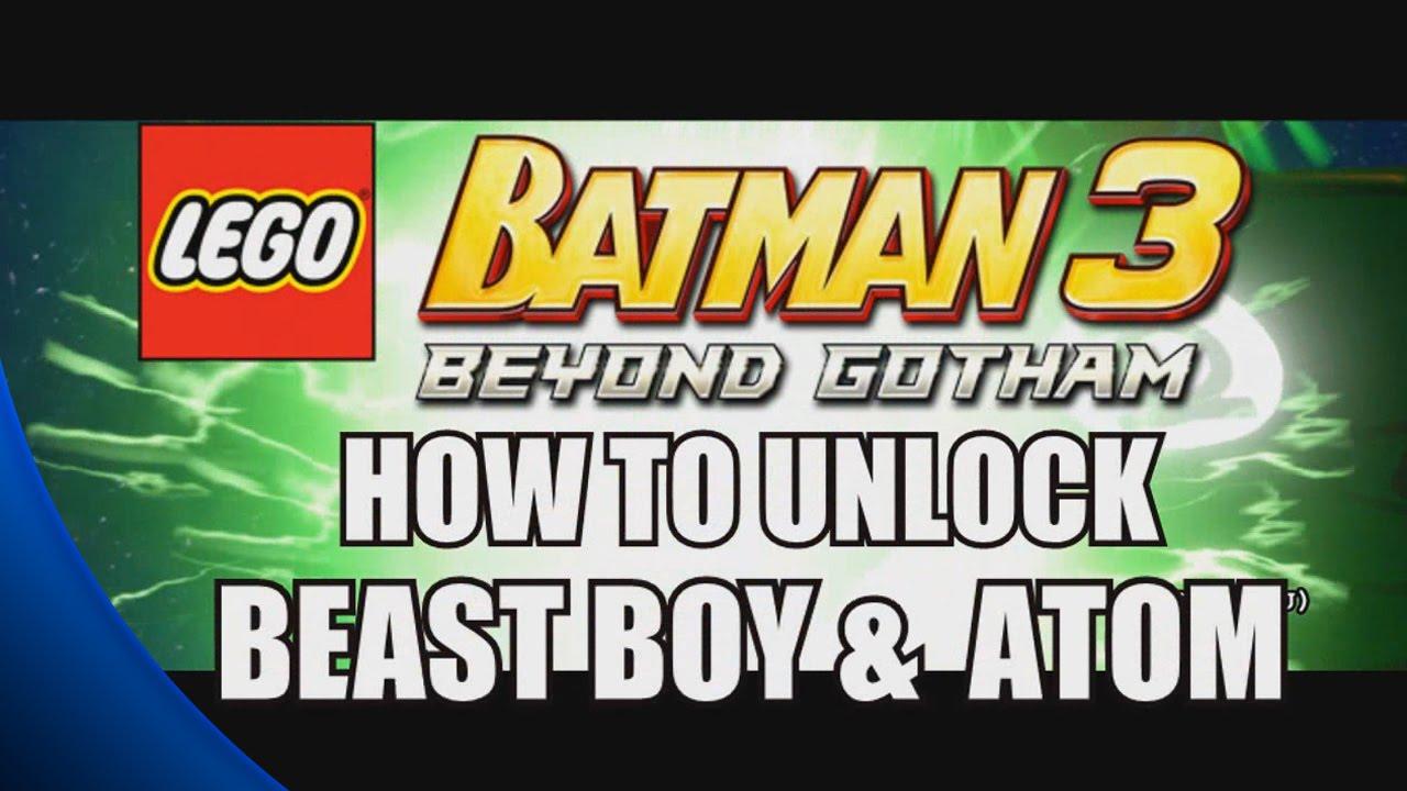 Lego Batman 3 Cheat Codes Xbox One Vehicles | Legacy Time