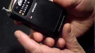 Радиоприёмник Ritmix2060.Обзор обывателя