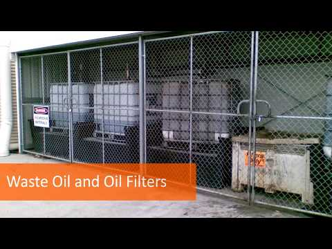 VACC - Waste Oil and Filters