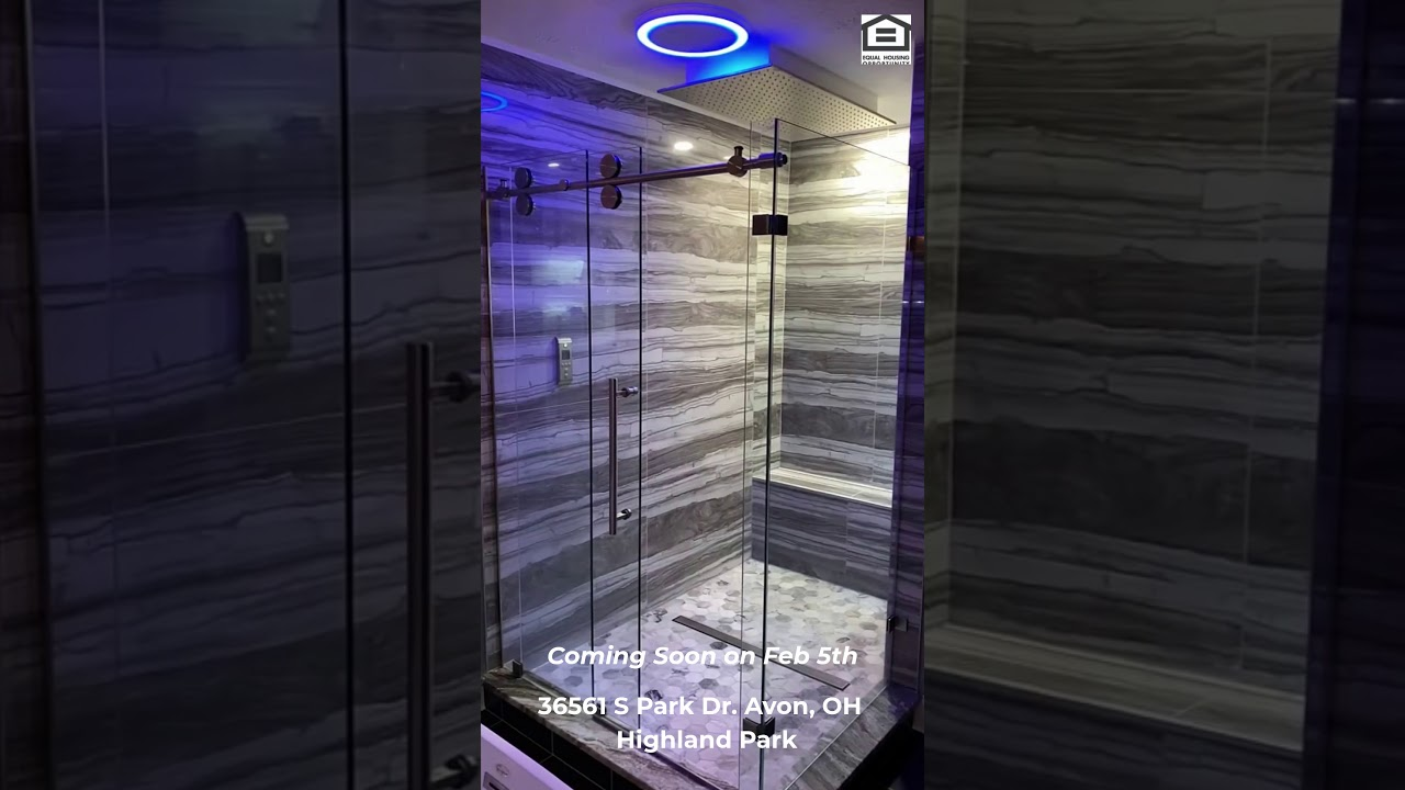 36561 S Park Dr Avon OH Luxury Shower Coming Soon