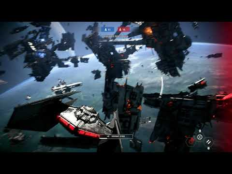 Кайло Рен БИТВА НА ЗВЁЗДНЫХ ИСТРЕБИТЕЛЯХ - игра за героев    STAR WARS Battlefront II