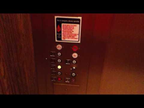 General hydraulic internal elevator at V square at Downtown Lexington 2016 retake