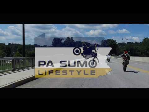 Last Supermoto Sunday ride of the year - Filmed by DJI Phantom