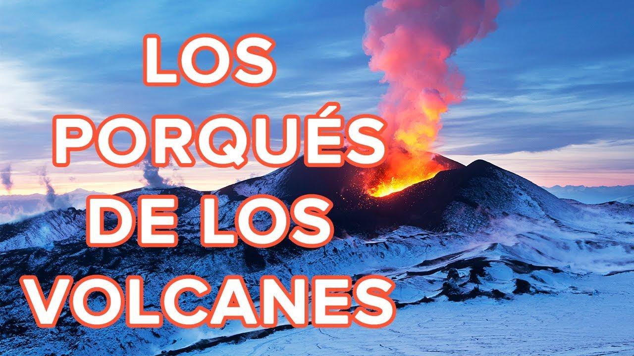 acerca de los volcanes