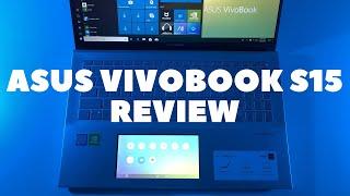 ASUS VIVOBOOK S15 S532FL Screenpad 2.0 Laptop REVIEW & TEARDOWN - Dual Screen Laptop